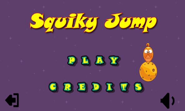 Squiky Jump poster