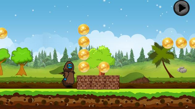 The Runner Phantom Game apk screenshot