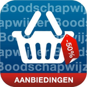 Boodschapwijzer: Dé Boodschappen App icon