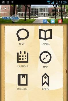 SUNY Fredonia (Campus Info) apk screenshot
