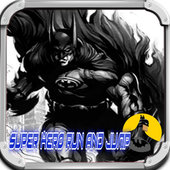 Superhero Run and Jump icon