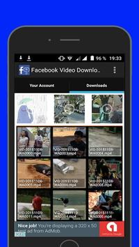 FB Video Downloader App screenshot 17