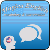 Magica English: تعلم اللغة الانجليزية icon