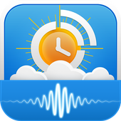 Arabic Speaking Clock icon