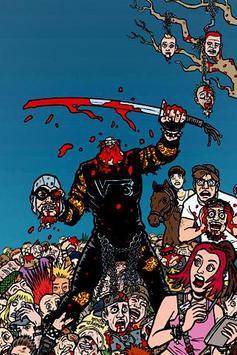 Punk Metal Rock poster