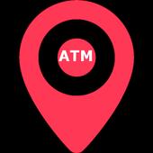 ATM Finder (No Ads*) icon