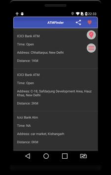 ATM Finder (No Ads*) screenshot 1