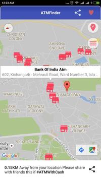 ATM Finder (No Ads*) apk screenshot