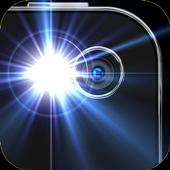 LED Flashlight Brightest icon