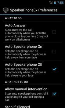SpeakerPhone Ex Ekran Görüntüsü 1
