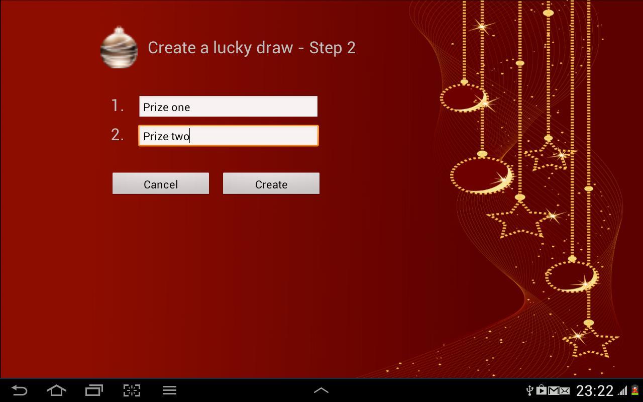 Lucky Draw Xmas For Android Apk Download