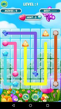 Fire flow free - fire bridges apk screenshot