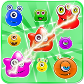 jelly crush flow - jelly pairs icon