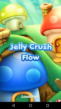 jelly crush flow - jelly pairs poster