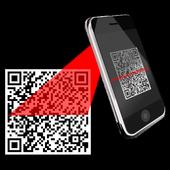 Barcode/QR Scanner Jr icon