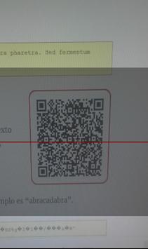 Barcode/QR Scanner Jr poster