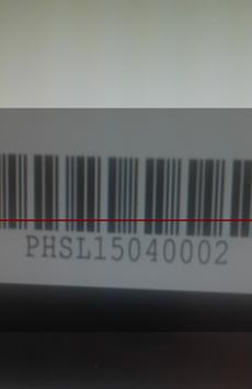 Barcode/QR Scanner Jr apk screenshot