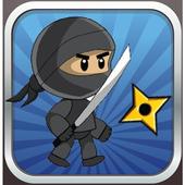 Temple Ninja Run Free ! icon