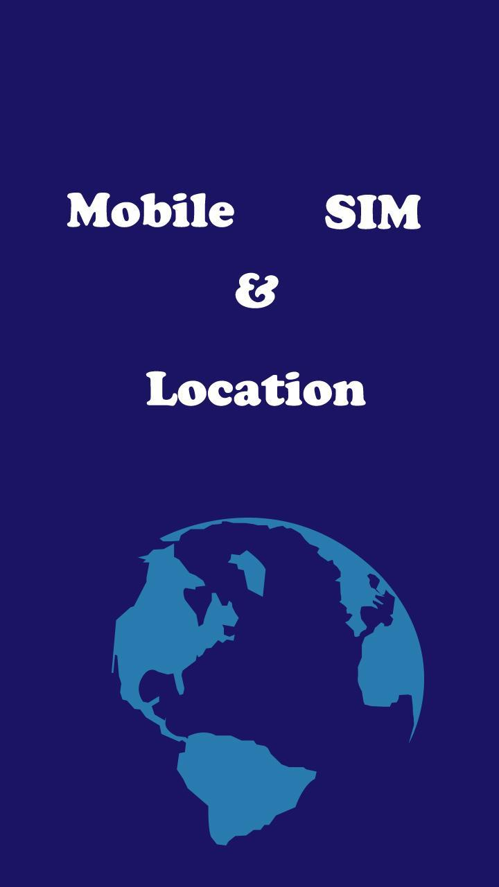 Mobile SIM & Location Tracker for Android - APK Download