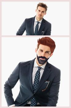 ManHairStyle Beard Changer screenshot 5