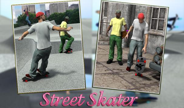 Street Skater 2015 poster