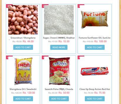 Nashik Online Grocery Shop apk screenshot