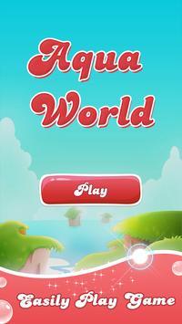 Aqua World crushing game apk screenshot
