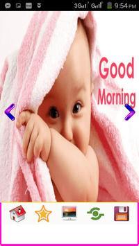 بطاقات ورسائل صباح الخير apk screenshot