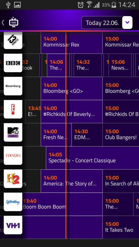 Tv guide tiviko eu for android apk download.