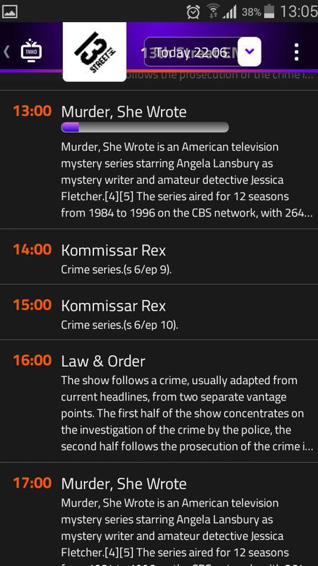 Access tv-links. Eu. Tvmuse tv guide, tv calendar and listings.
