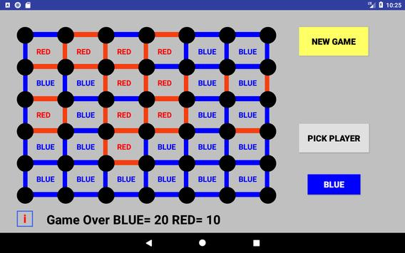 Dots and Boxes : Game of Strategy screenshot 5
