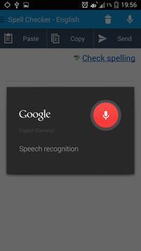 Spell Checker - Spelling boost apk screenshot