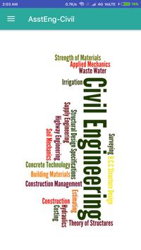 Civil Engineering Exam Guru poster