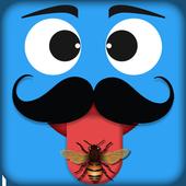 Bee Eaten Lock Screen icon