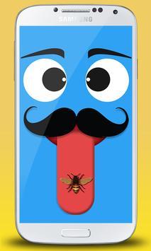 Bee Eaten Lock Screen apk screenshot
