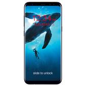 Blue Whale Lock Screen icon