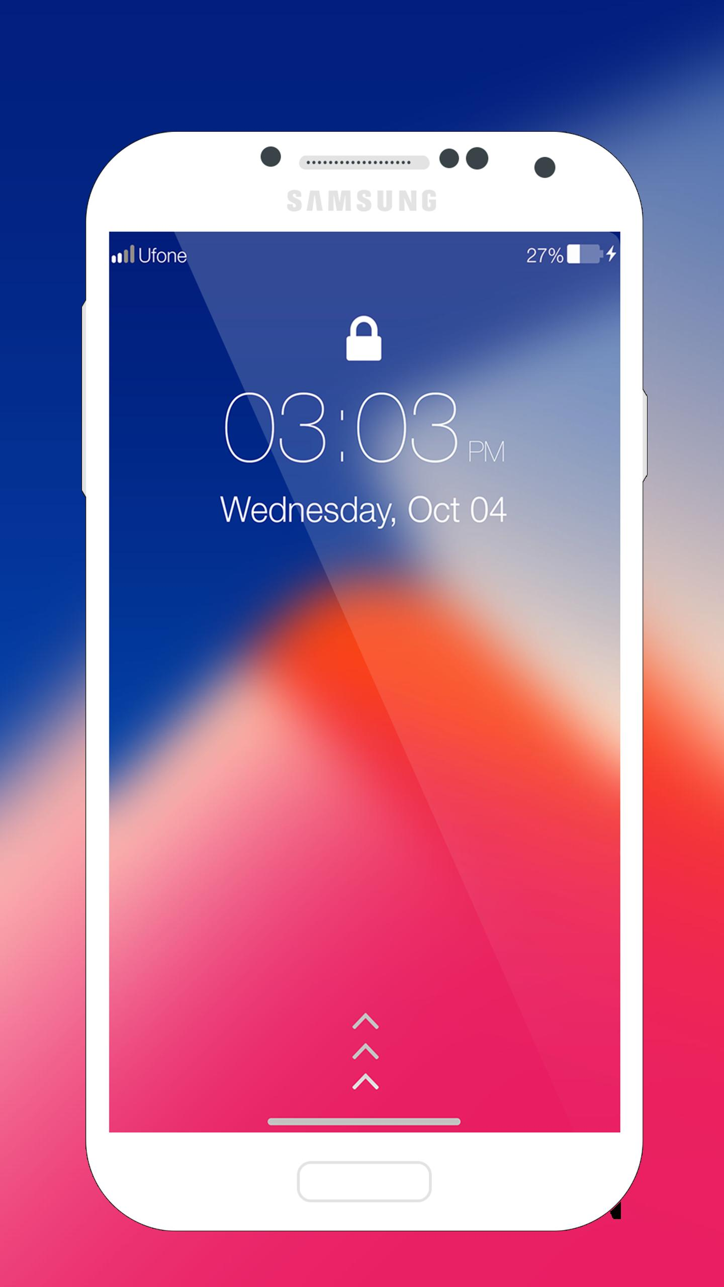 Lock Screen for IPHONE X for Android - APK Download