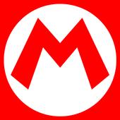 Montreal Metro icon