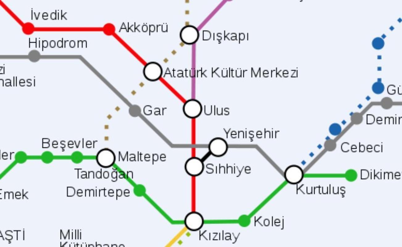 Ankara Metro For Android Apk Download