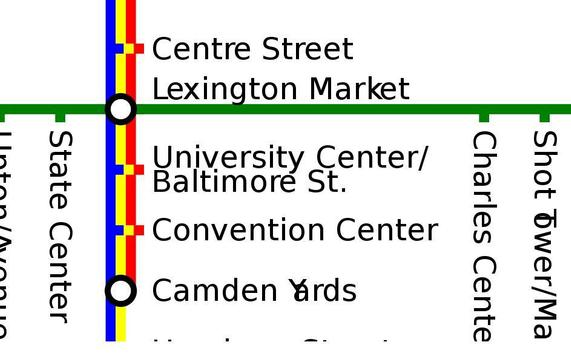 Baltimore Metro screenshot 1