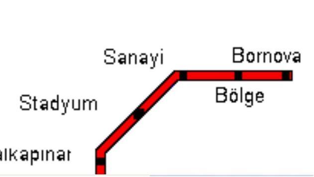 Izmir Metro poster