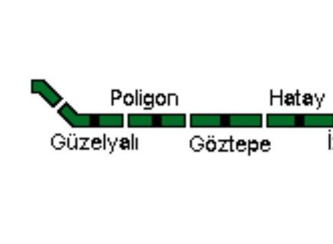Izmir Metro apk screenshot