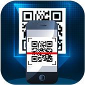 Fast QR Scanner: Barcode Reader & QR Scanner icon
