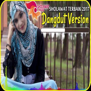 Sholawat Dangdut Version Terbaik +lirik poster