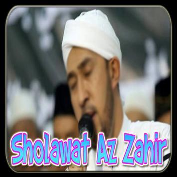 Sholawat Az Zahir komplit screenshot 2