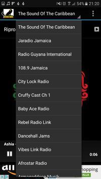 REGGAE RADIO 24 apk screenshot