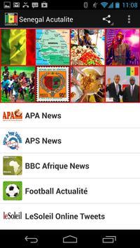 Senegal Actualité & Video poster