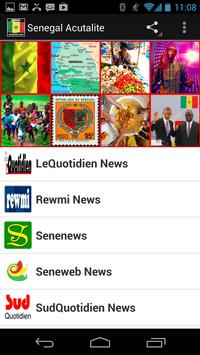 Senegal Actualité & Video apk screenshot
