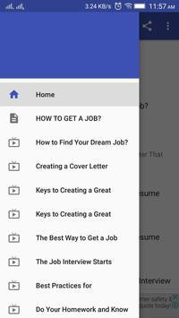 How to get a Dream Job? screenshot 1