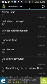 Grimms Märchen Audio & Buch screenshot 3